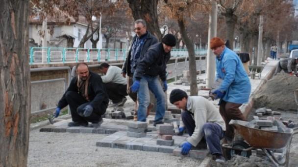 Tosya'nın imarı için çalışıyorlar