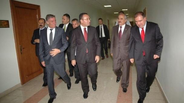 Başbakan Yardımcısı Bozdağ'ı ziyaret etti