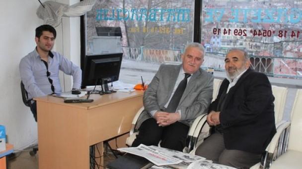 Yazıcı'dan  Dostluk Ziyareti
