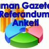 Zaman Gazetesi Referandum Anketi