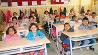 5. sınıfların okul kayıtları tamamlandı