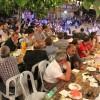 4 bin kişiye etli pilav ikram edildi