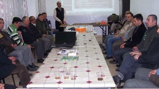 Tosya'da  Arıcılık Kursu Açıldı
