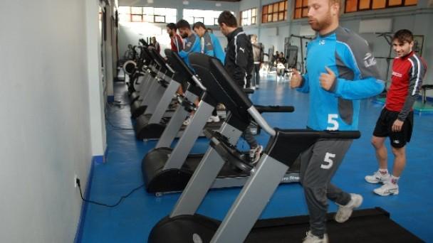 Belediye Spor İskilip Maçına GÜÇlenerek Hazırlanıyor