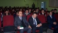 Vergi Dairesinden Öğrencilere Konferans