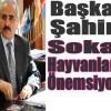 Belediye Başkanı Kazım Şahin