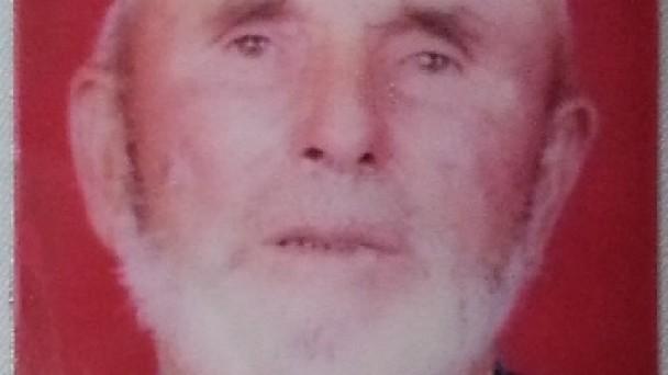 Yaşlı adam intihar etti