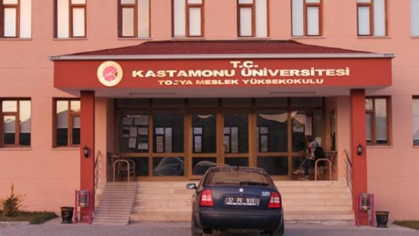 Tosya Meslek Yüksekokulu'nu 61 kişi tercih etti