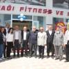Gökkuşağı Fitness & Spor Merkezi Dualarla Açıldı