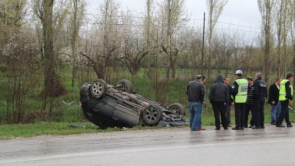 Tosya'da trafik kazası: 2'si çocuk 3 kişi yaralandı