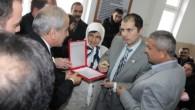 Evin Anahtarı Gazi'ye Törenle Verildi