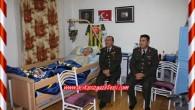 İl Jandarma Komutanlığı'ndan Gazi Zorba'ya hediye
