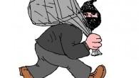 Hırsızı Kıskıvrak Yakalandı Ama