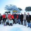 Yurduntepe'de İlk Kayak
