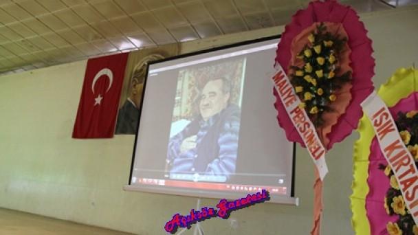 Prof. BÜYÜKKASAP Tosya'da Anıldı