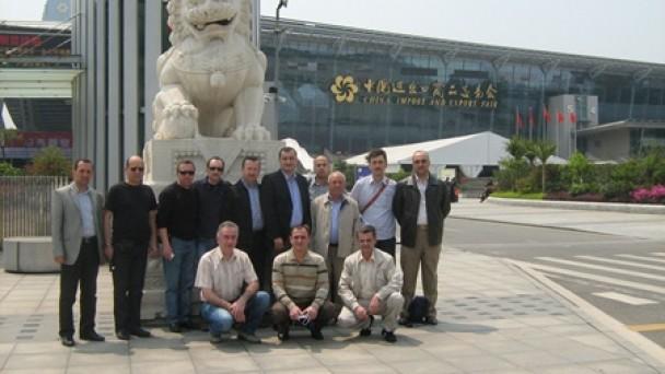 Tosyalı İş Adamları Çin'de