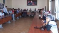 Tosya'da İŞKUR çekilişi yapıldı