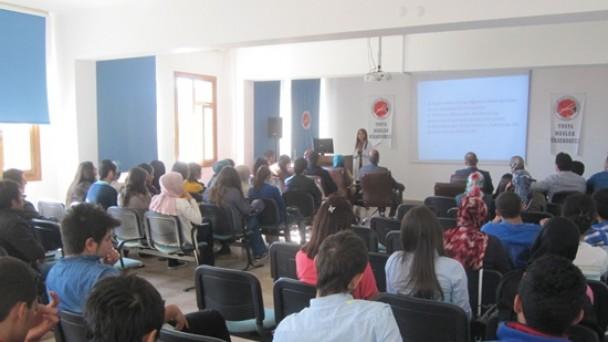 MYO'da Fiziksel Aktivite ve Sağlık Semineri