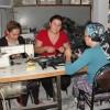 Hanönü'nde yeni açılan terlik atölyesi işçi arıyor