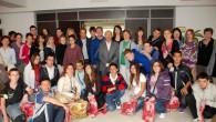 Avrupalı Öğrenciler Kastamonu da