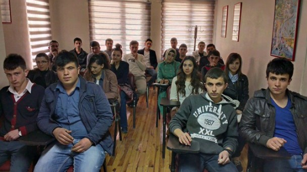 İstihdam İçin Üretim, Üretim İçinMesleki Eğitim Projesi