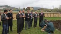 Tosya MYO Ek Binasına Dualarla Başlandı