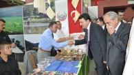 Gülşen'den Tosya Stantı'na Ziyaret