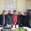 Başkan Koçgözlü'den  Bozkır'a Plaket