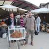 Adana tatlısı Tosya'da yoğun ilgi görüyor