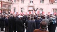 Tosya'da İlk Açıkhava Mitingi CHP'den