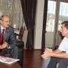 Sıvacıoğlu:'Tosya halkına çok teşekkür ederim'