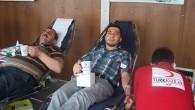Sıcak Havaya Rağmen Kan Bağışına Yoğun İlgi