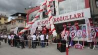 Kaynaroğulları Market Görkemli Törenle Açıldı