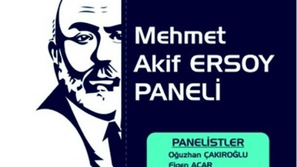 Mehmet Akif Okuma Paneli