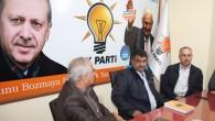 Ak Parti'de İstişare Toplantısı