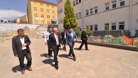 Başkan Şahin Anadolu Lisesi'ni Ziyaret Etti