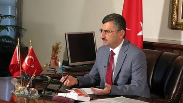 Vali Erdoğan Bektaş'tan Tosya'ya Övgü
