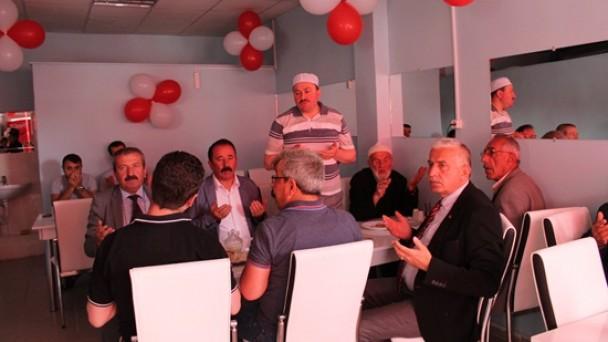 Daday Etli Ekmek Salonu Açıldı