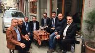 Zafer Nalbantoğlu'ndan Teşekkür Ziyareti