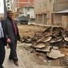 Menderes Caddesi Kaldırım ve Asfaltları Yenileniyor