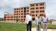Yüksekokulun Çatısını Tosyalı Hayırsever Üstlendi