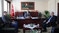 Kaymakam Cıbır'a Ziyaret