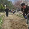 Osmanlı Parkı Yaza Hazırlanıyor