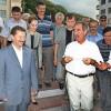 Kültür ve Turizm Bakanı Sayın Ertuğrul GÜNAY İlimizi Ziyaret etti