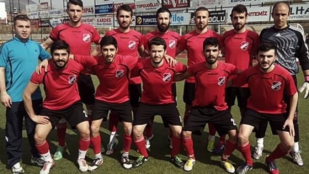 Tosya Spor Deplasmanda Yol Spor'u 4-2 Yendi