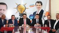 Ak Parti Milletvekili Adayları Basın Toplantısı Düzenledi