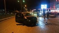 Dörtyol'da Kaza Ucuz Atlatıldı