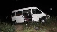 Dörtyol'da Kaza;2si ağır 8 yaralı