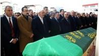 MHP Kastamonu Milletvekilinin Annesi Toprağa Verildi