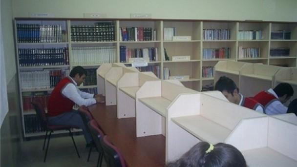 Prof. Saime İnal Savi A.L. Kütüphanesi yeniden hizmete girdi